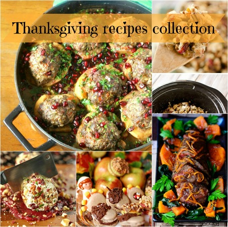 Thanksgiving recipe collection