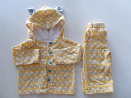 Foxy Pajamas Set