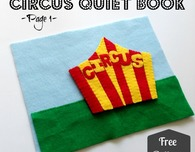 Learn how to Sew a Circus quiet book