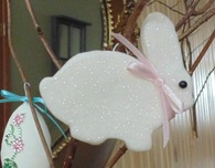 Easter Décor with Papercast Molds