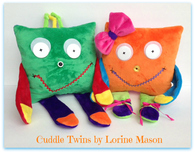 Cuddle Twin Pillows