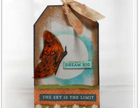 Dream Big Tag
