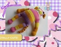 Funmigurumi Stripers: Chancey the Cat