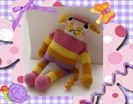 Funmigurumi Stripers: Chancey the Cat