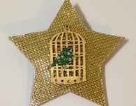 Gold Star Plaque