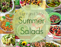 14 Light, tasty and healthy Summer Salads