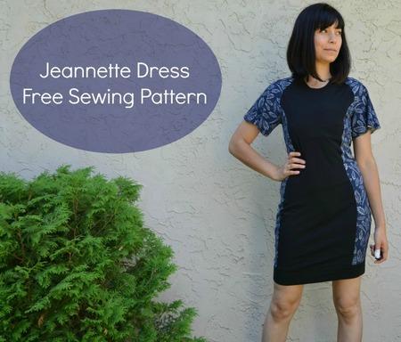 Jeannette Dress Pattern