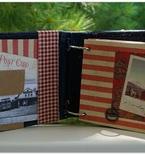 American Vintage Travel Album