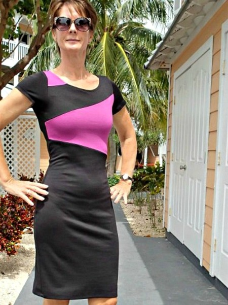The Perfect for Work Dress pattern – free