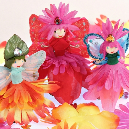 Fairy Dolls DIY