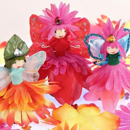 Fairy Dolls DIY