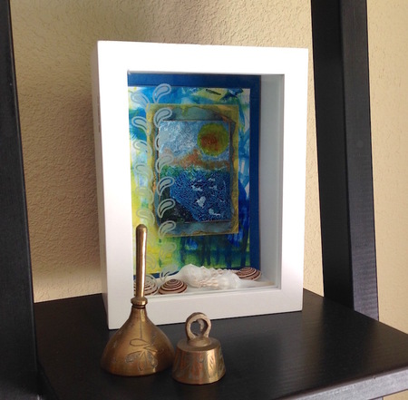 Etched Shadow Box