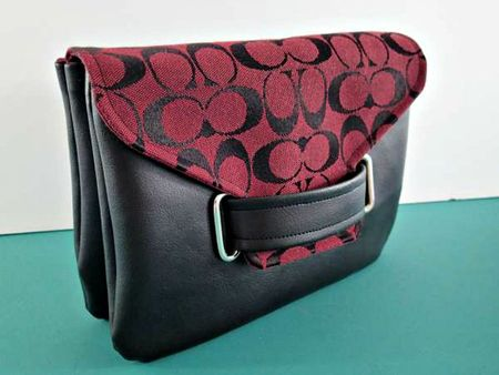 The Envelope Clutch Bag Pattern