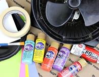 Make A Spin Art Machine!