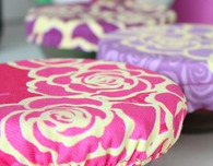 Reusable fabric bowl covers sewing tutorial