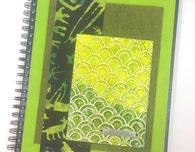 Altered Sketchbook Cover