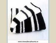 harlequin series:  vertical stripes
