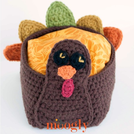 Tasty Turkey Basket