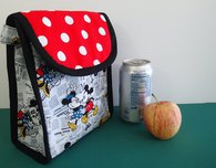 Insulated lunch bag pattern