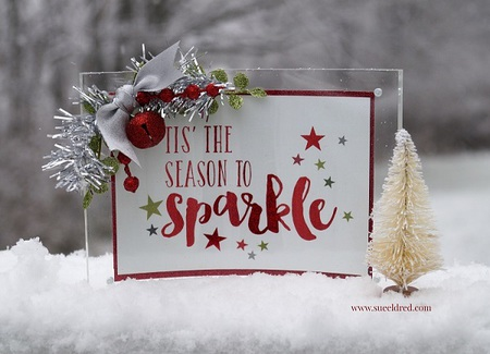 A little Holiday Sparkle