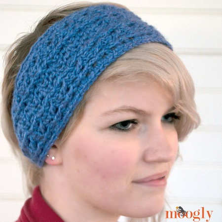 Warm Cabled Headband/Ear Warmer