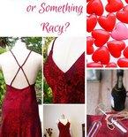 Something sweet, something racy…..a free sexy dress pattern