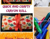Crafty Crayon Roll up tutorial