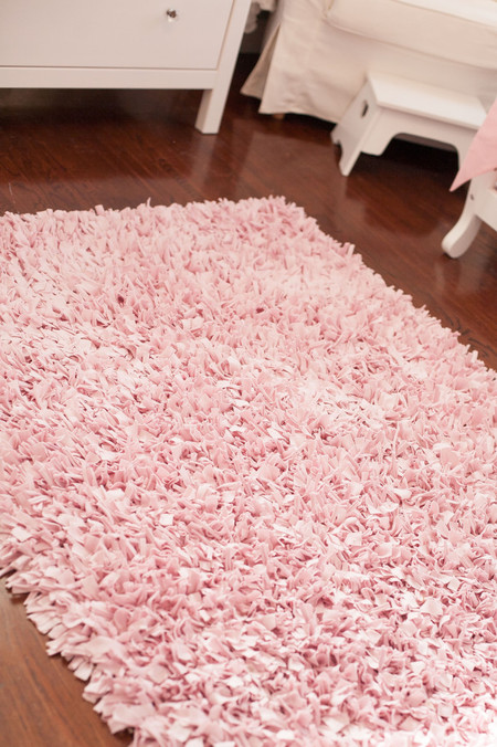 Diy Shag Rag Rug Craftfoxes