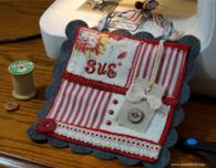Stitched Sampler