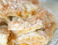Easiest Homemade Apple Pie with filo pastry