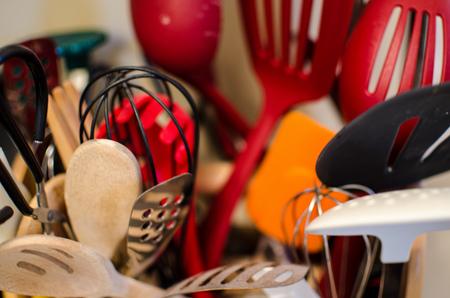 Cool Organization Ideas for Your Kitchen Utensils