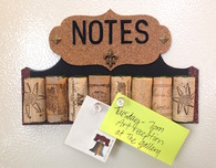 Mini DIY Corkboard