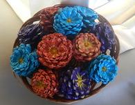 Bouquet of Pine Cones