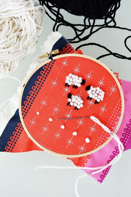 French Knot | How-To (Embroidery)
