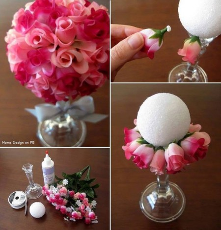 DIY Flower Project