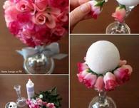 DIY Flower Project