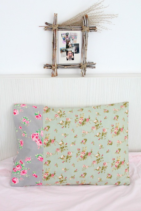 Easy pillowcase sewing tutorial for the absolute beginner