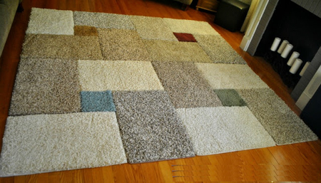DIY Lovely Are Rug