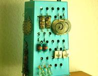 DIY Creative Jewelry Holder