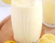 Frosted lemonade recipe