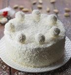 Coconut Cake Raffaello