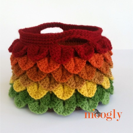 Changing Leaves Basket