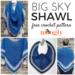 Big Sky Shawl