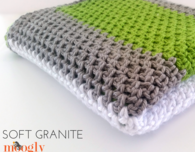 Soft Granite Blanket