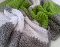 Soft Granite Blanket