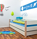 The right ways to design a kid's room