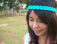 easy sheel stitch headband free pattern