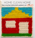 Home Clean Home Dishcloth