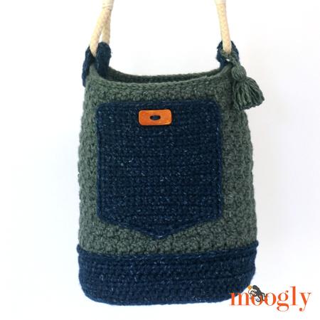 Weekend Bucket Bag