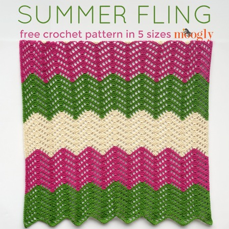 Summer Fling Throw
